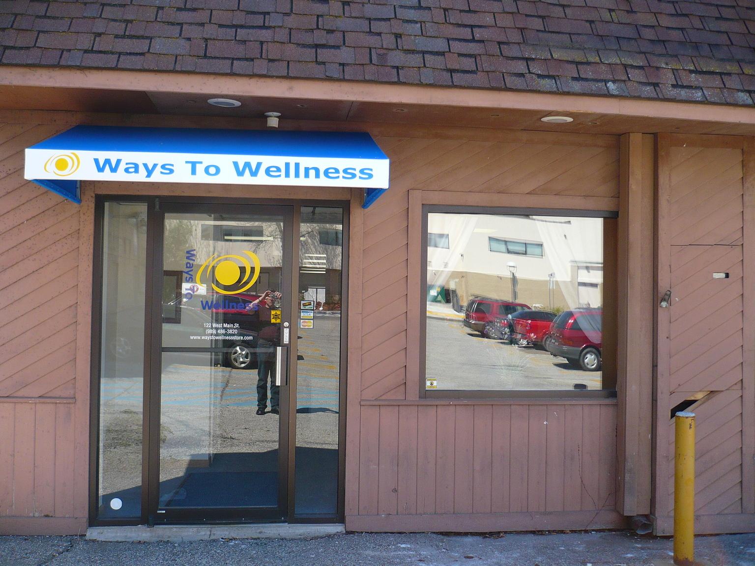 ways to wellness midland